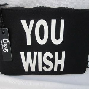 "Circus Sam Edelman ""You Wish"" Neoprene Swim Bag"